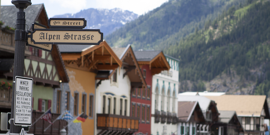 Leavenworth, Beieren in Washington