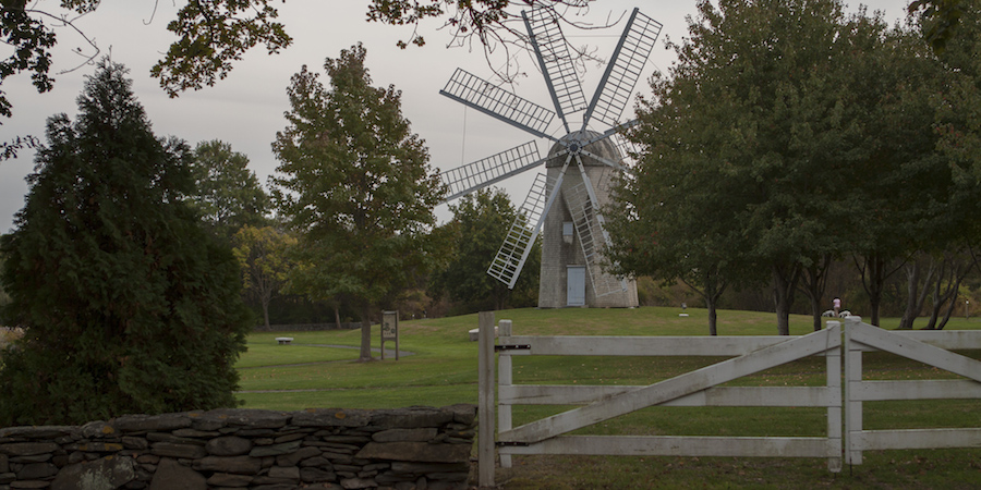 Molen in Middletown Rhode Island