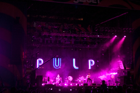 Pulp was cool